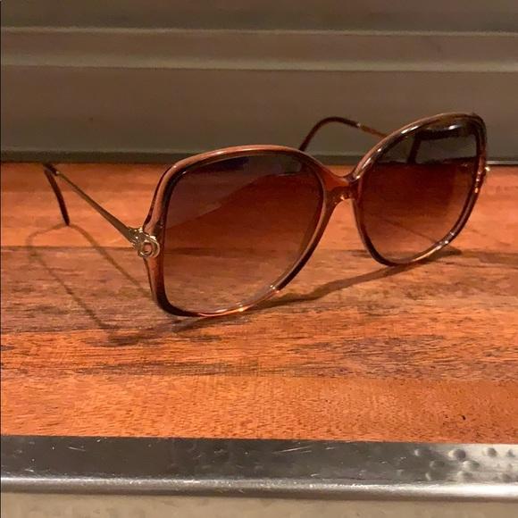 17f3a65550942 Gucci Accessories - Vintage 1970 s Gucci sunglasses